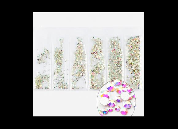 Paquete de Cristales para Uñas