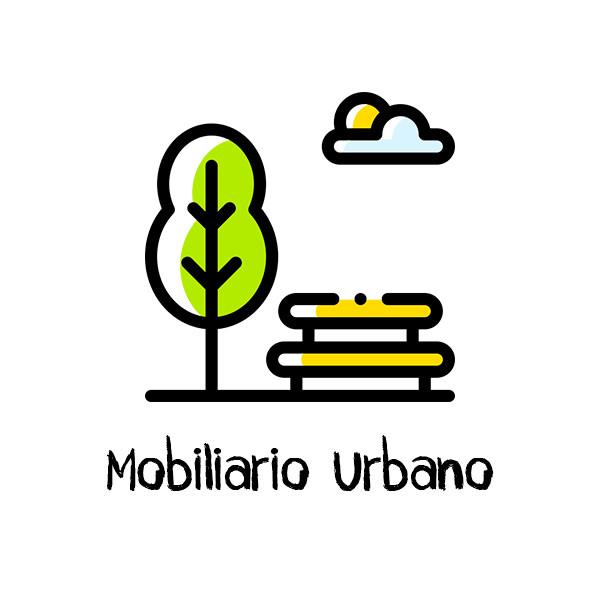 MOBILIARIO URBANO PARA PARQUES
