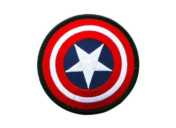Parche Escudo Capitán