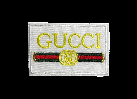Parche Logo Gucci