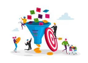 Todo lo que debes saber sobre Funnels de Marketing
