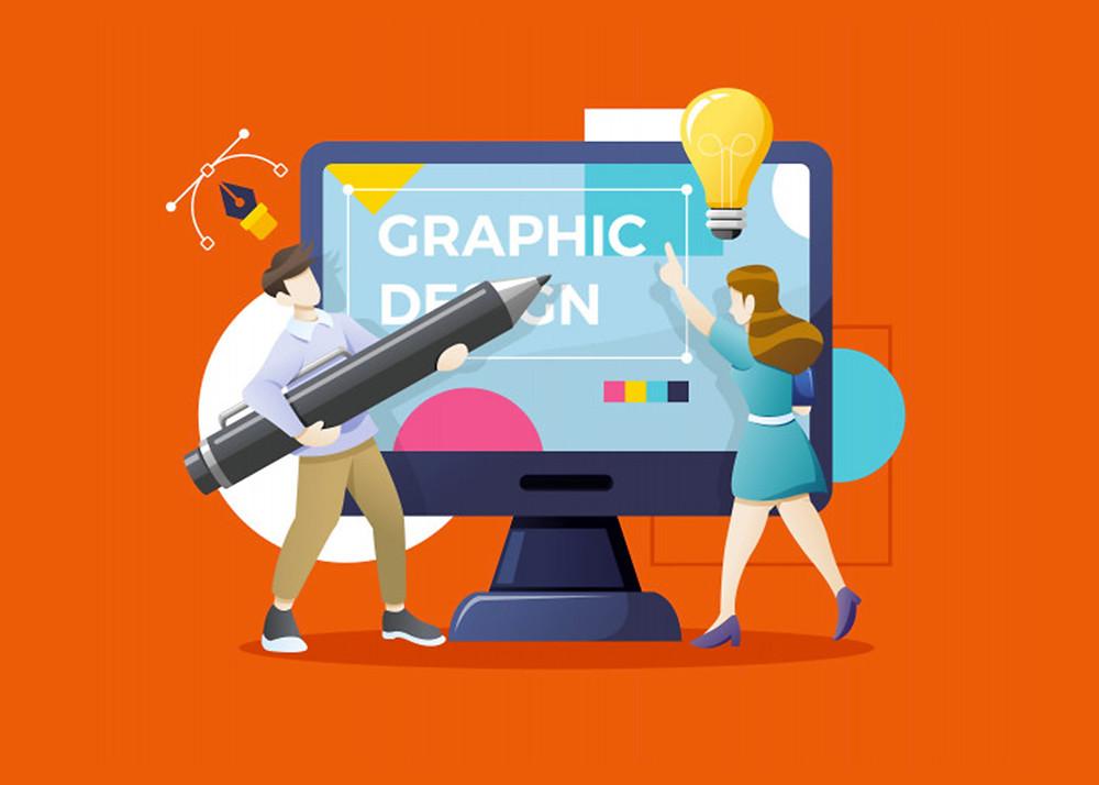 5 Tendencias de Diseño Gráfico más populares