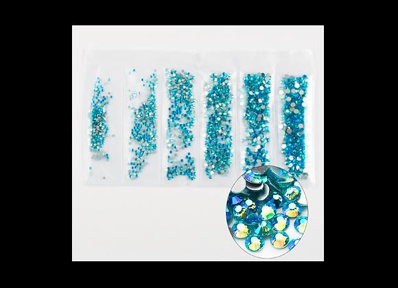 Paquete de Cristales AB para Uñas