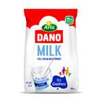 empaque de leche