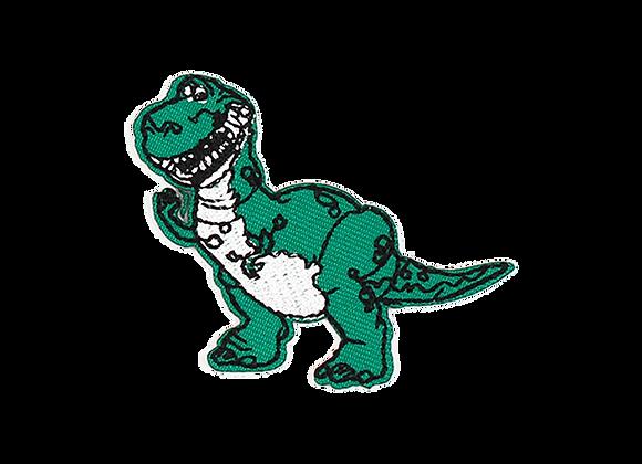 Parche Dinosaurio
