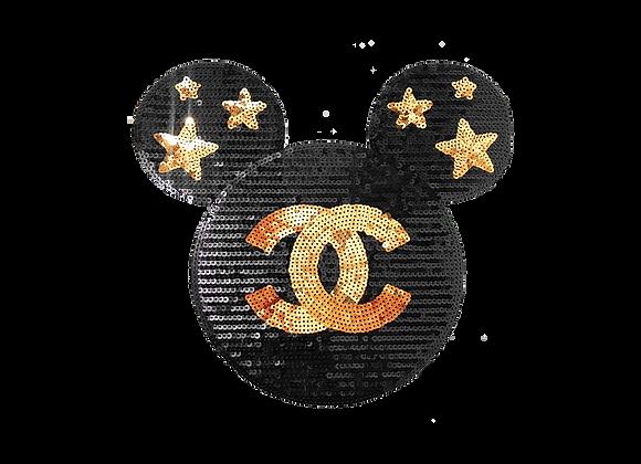 Parche Orejas Mickey