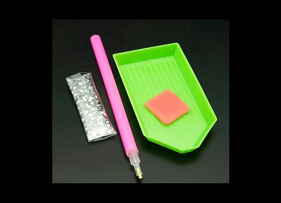 Kit para Recoger Cristal