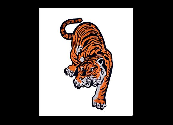 Parche Tigre Completo