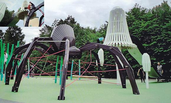 juegos infantiles para parques
