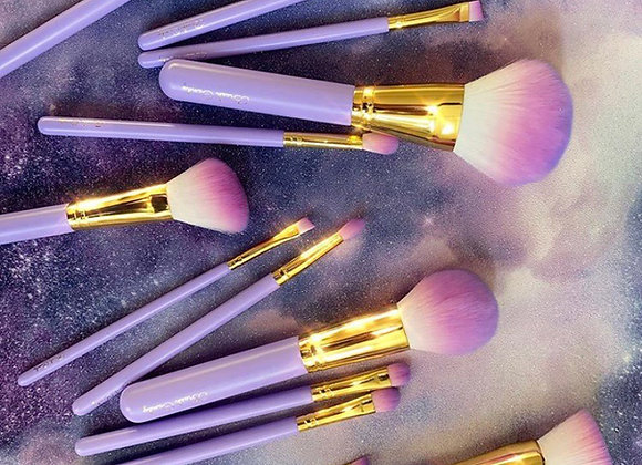 Violets Brush Set