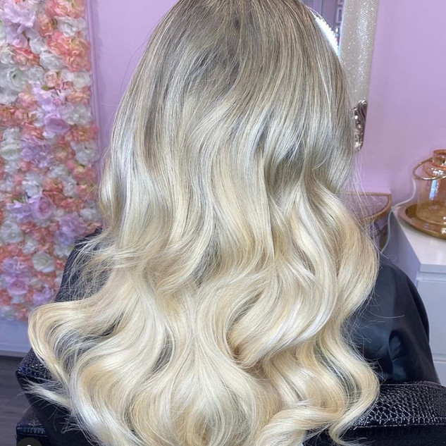 Highlights & Tape extensions