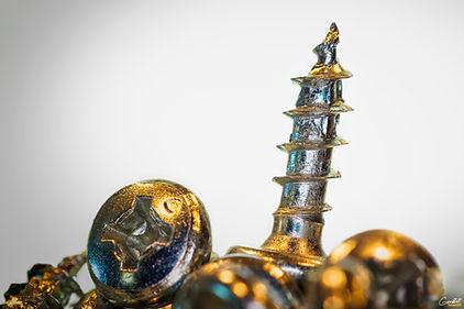 screw, sheetmetal screw, pop art,