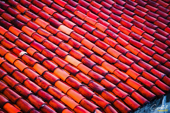 roof, tile roof, spanish roof, shingles,