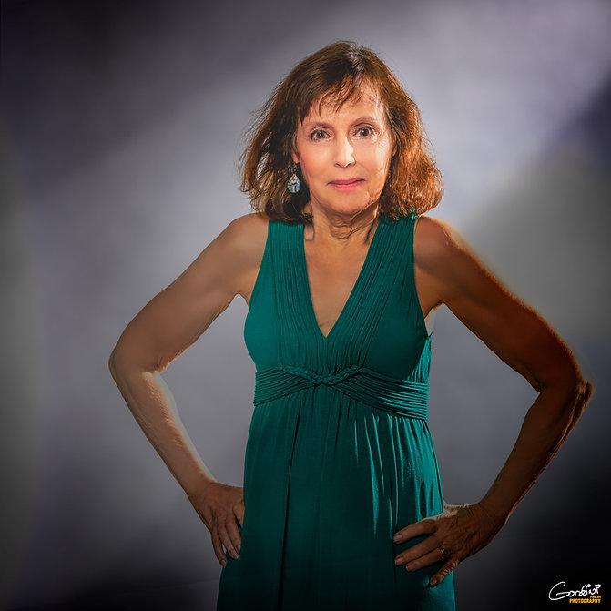Lauren Hoffman, Lauren G. Hoffman, Portrait, Glamour