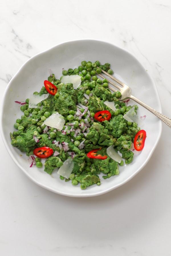 Žalia kiaušinienė