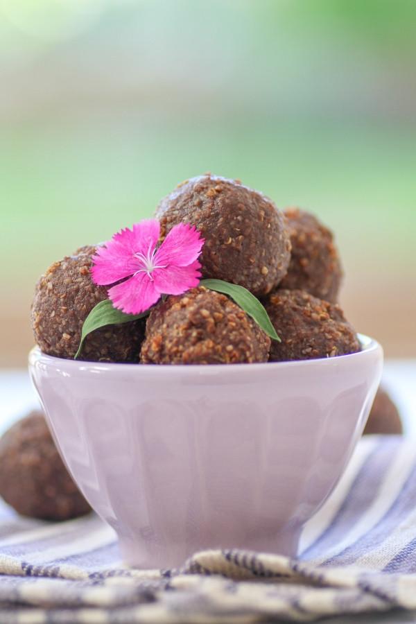 Šokoladiniai kamuoliukai