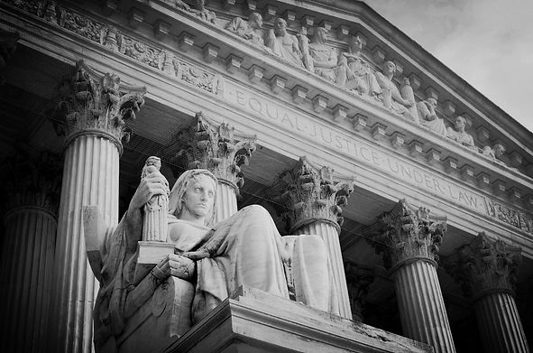 United States Supreme Court Equal Justice Under Law
