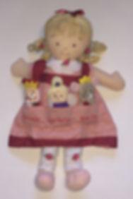 Clara doll from the Nutcracker