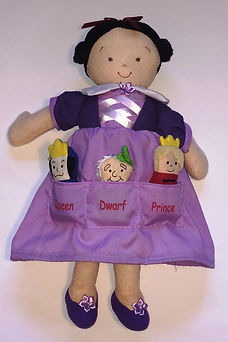 Snow White StoryBook Doll