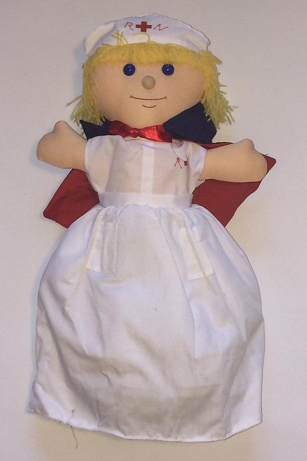 Medical 3 in 1 doll