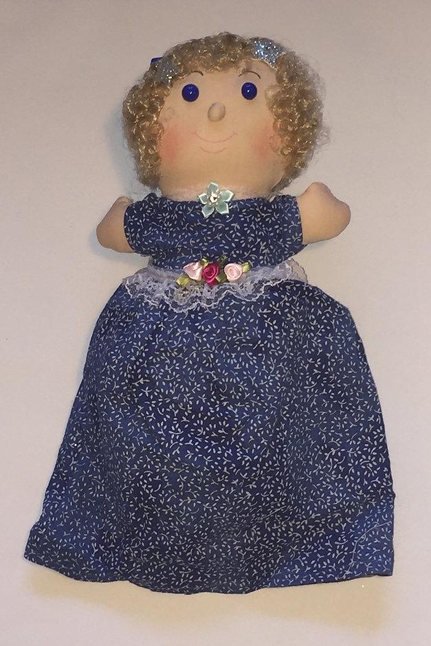 Cinderella Topsy Turvy storybook doll