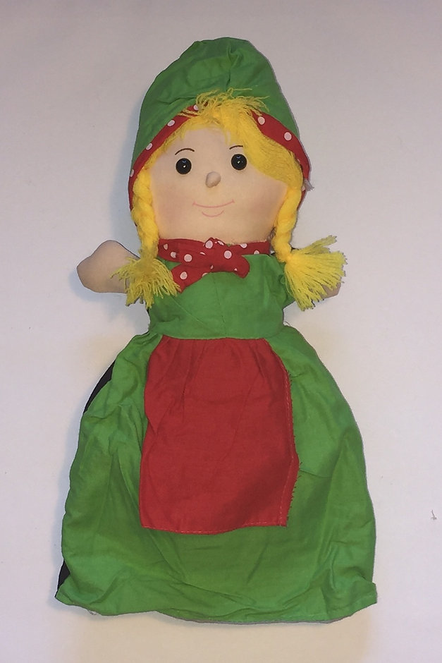 Hansel and Gretel 3 in 1 doll