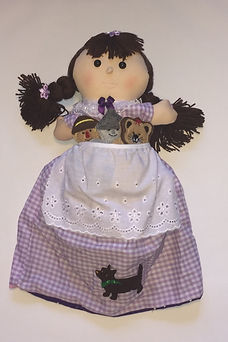 Wizard of Oz StoryBook Doll