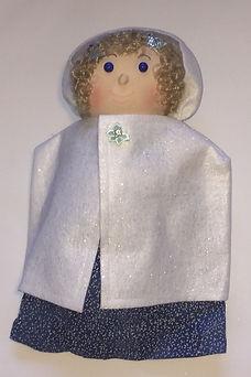 Cinderella 3 in 1 topsy turvy doll