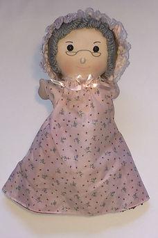 Granny in 3 in 1 doll