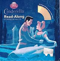 Cinderella story book