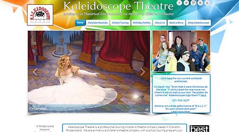 Kaleidoscope Theatre website