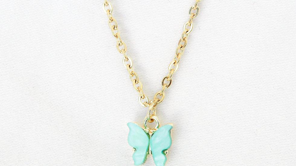 """Bahamas"" Single Charm Necklace"