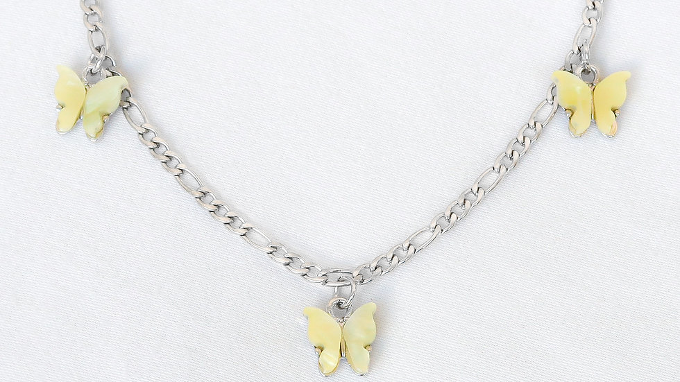 """Lemonade"" Charmed Choker Necklace"