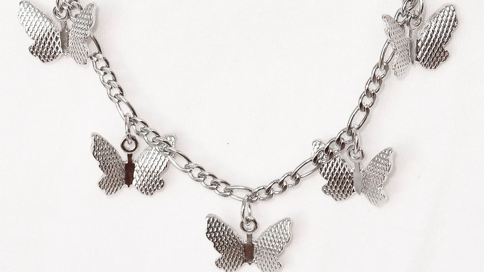 """Butterfly Effect"" Charmed Anklet"
