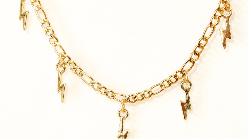 """Electric"" Charmed Anklet"