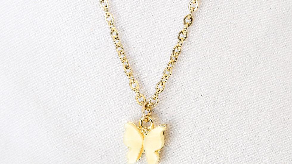 """Lemonade"" Single Charm Necklace"