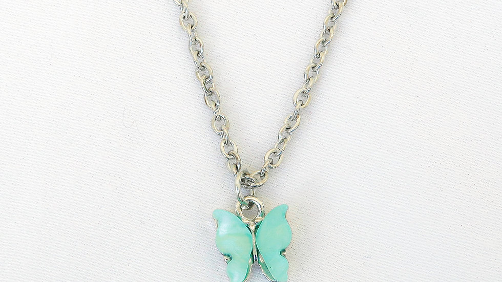 """Bahamas"" Single Charm Necklace"
