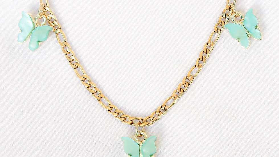 """""""Bahamas"""" Charmed Anklet"""