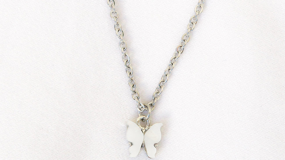 """Cloud 9"" Single Charm Necklace"