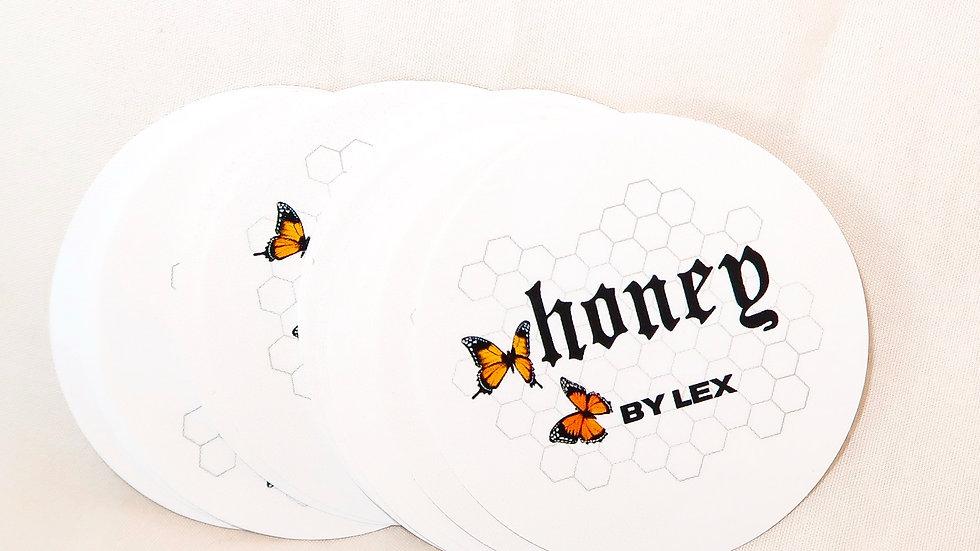 """""""Honey"""" Sticker"""