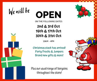 Newport Shop Opening Times