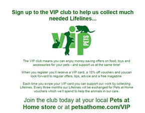 VIP Club - Sign Up Today!