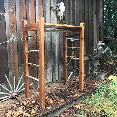 Handmade Coat Rack