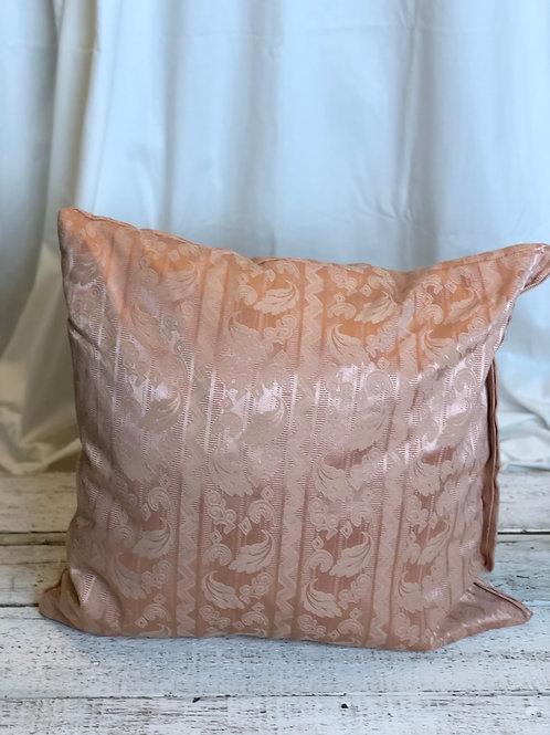 Blush Rose Pillow