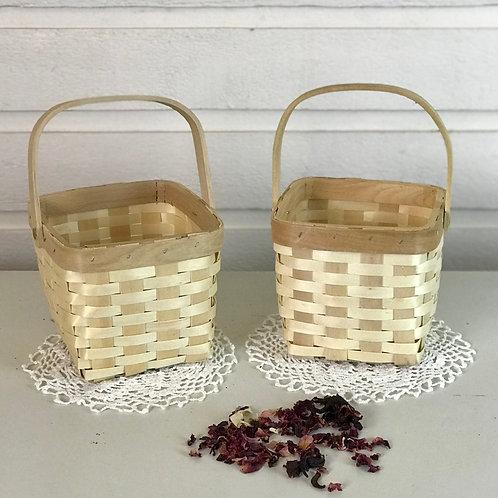 Flower Girl or Boy Basket