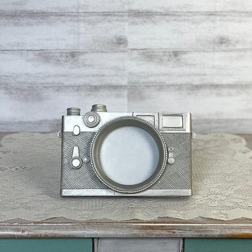 Silver Film Camera Prop