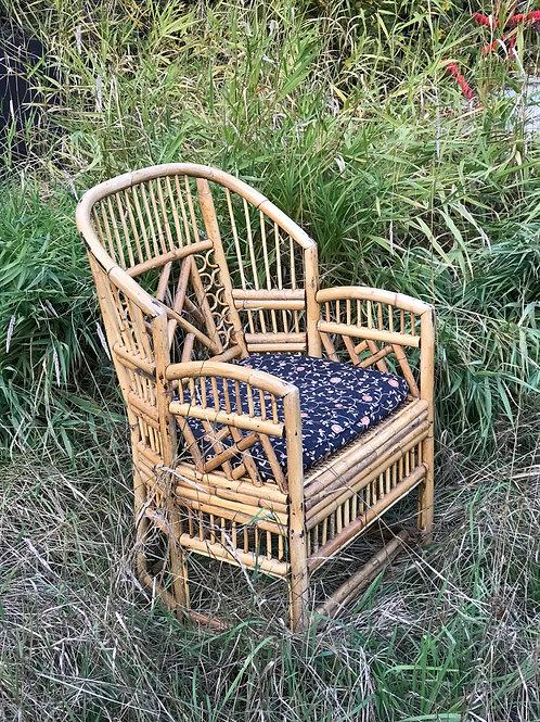 Abbrosia Wicker Chair