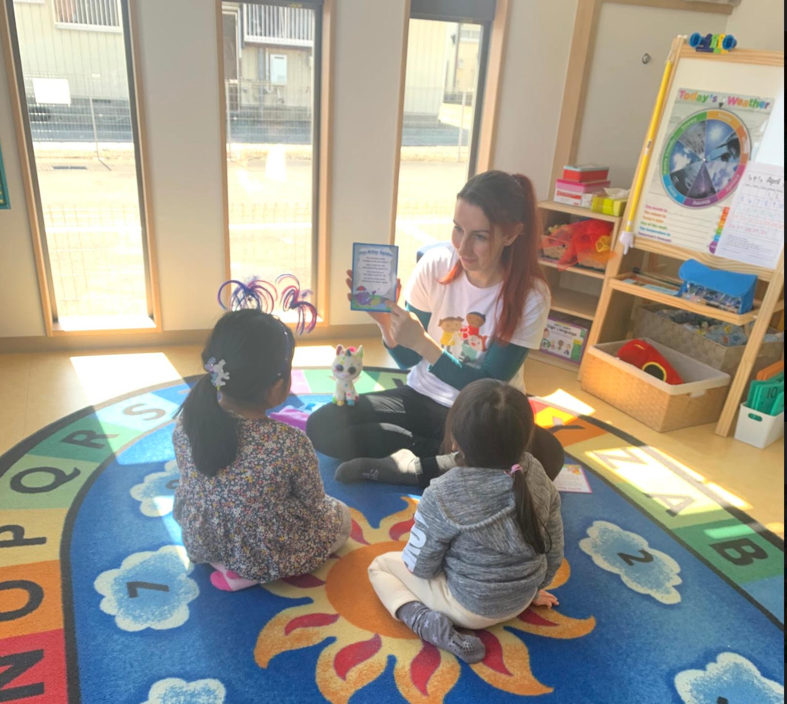 Preschool Trial / プリスクール体験