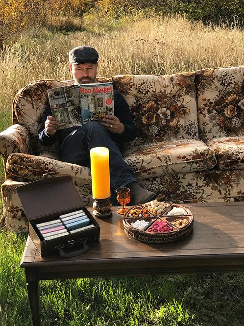 Nacho Grandma's Sofa Lounge set (Retro)