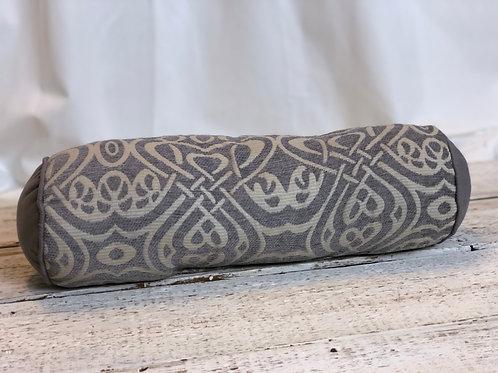 Grey Celtic Long Pillow
